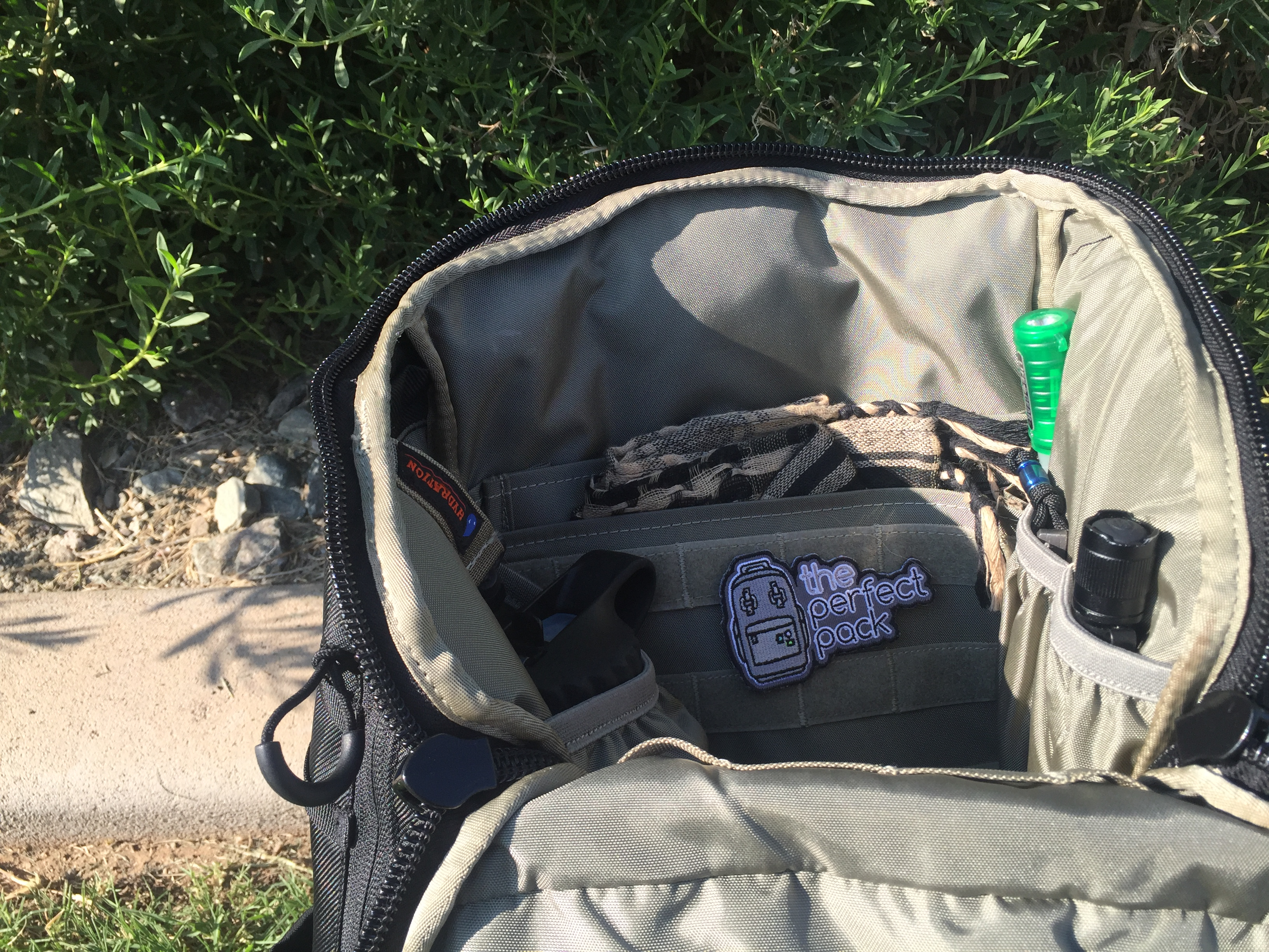 Eberlestock Little Trick Review Top Admin Pouch