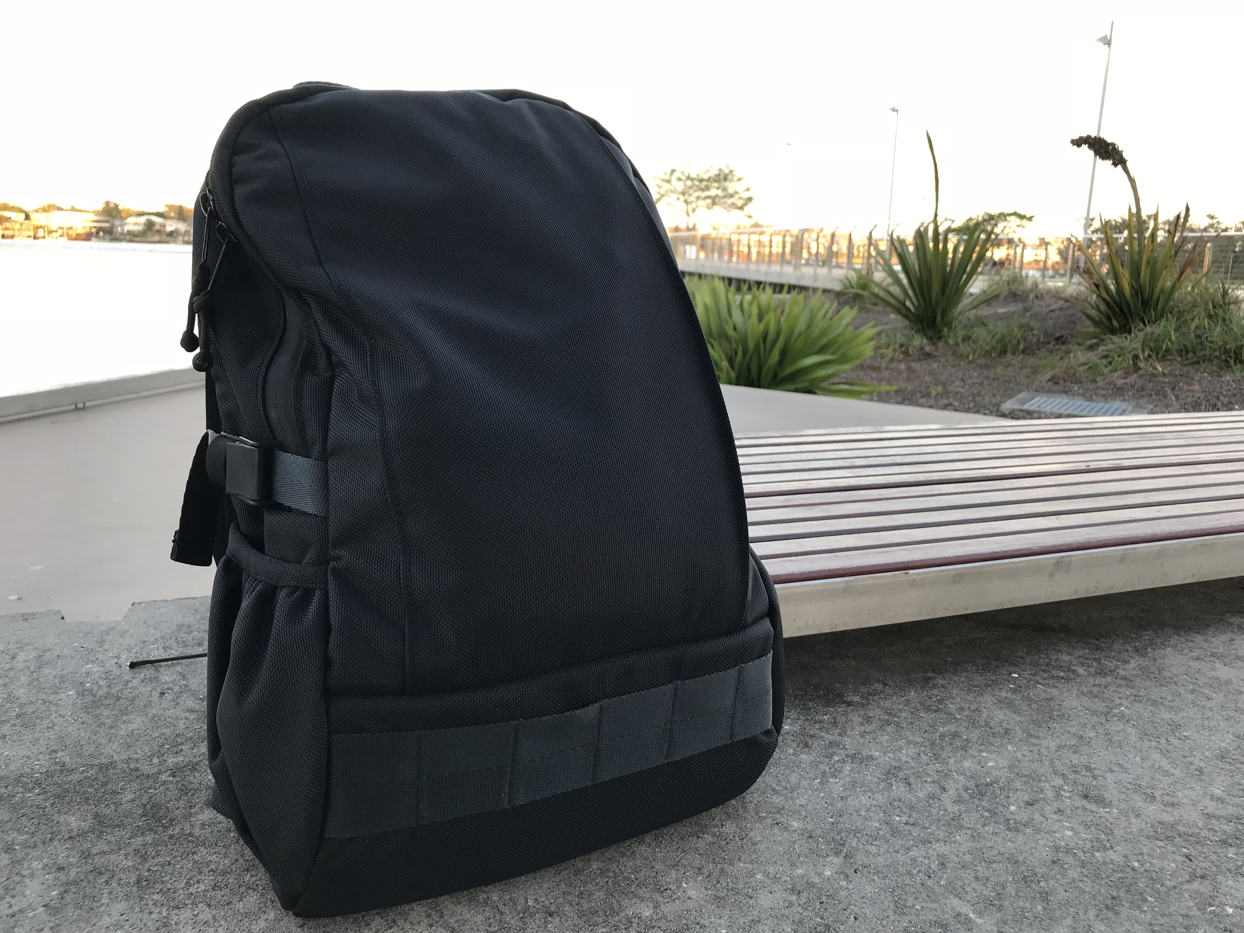 Arktype Dashpack Review Front