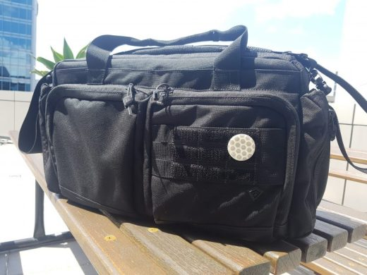First Tactical Executive Briefcase featured shot