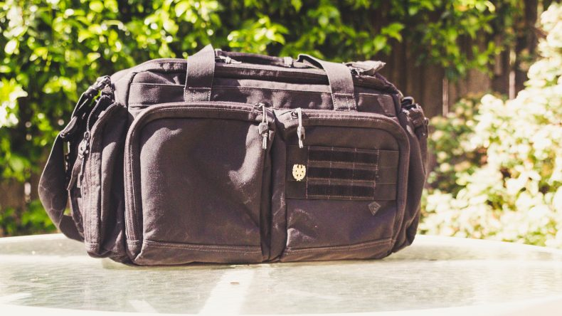 First Tactical Executive Briefcase front shot