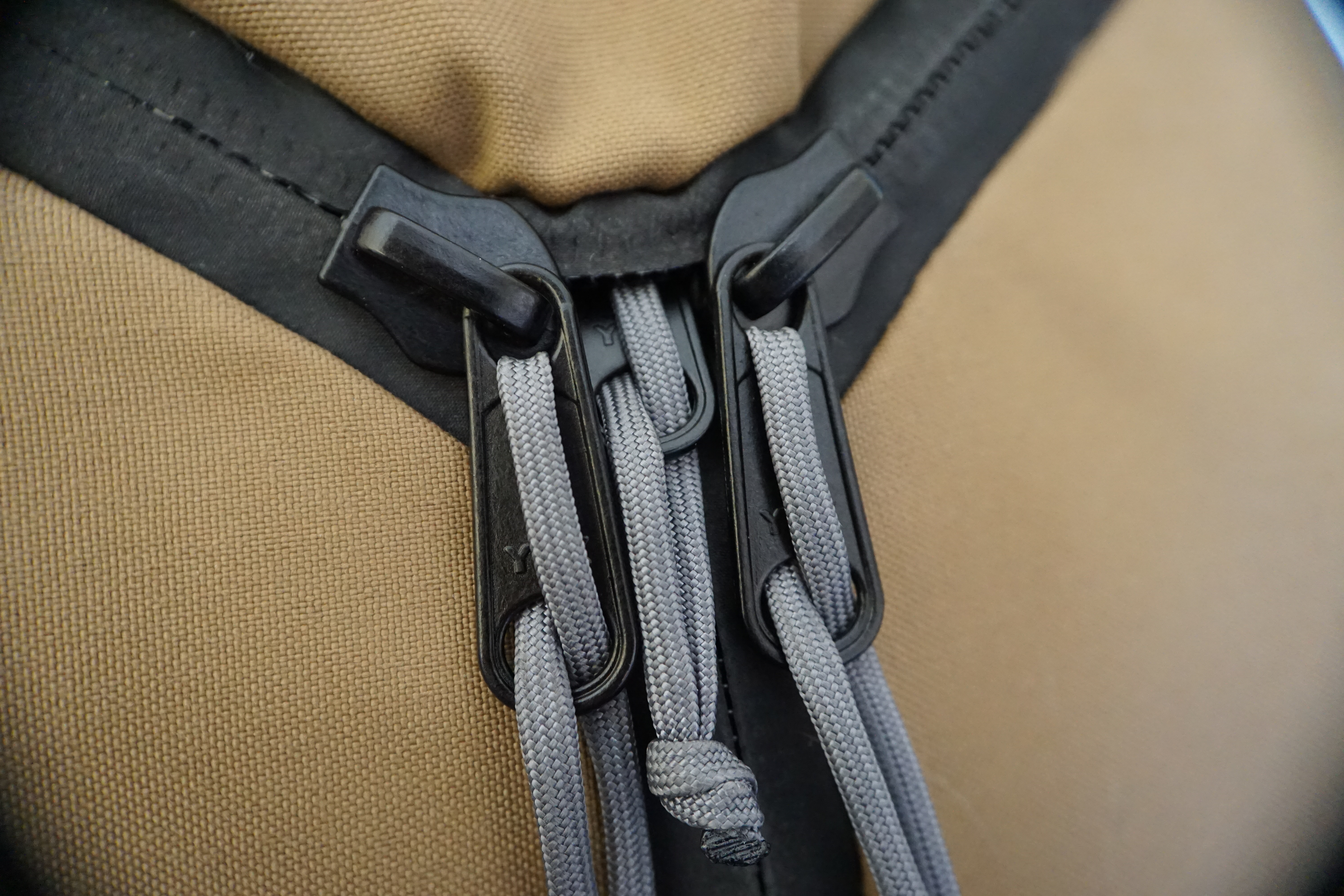 Mystery Ranch ASAP backpack review ykk aquaguard