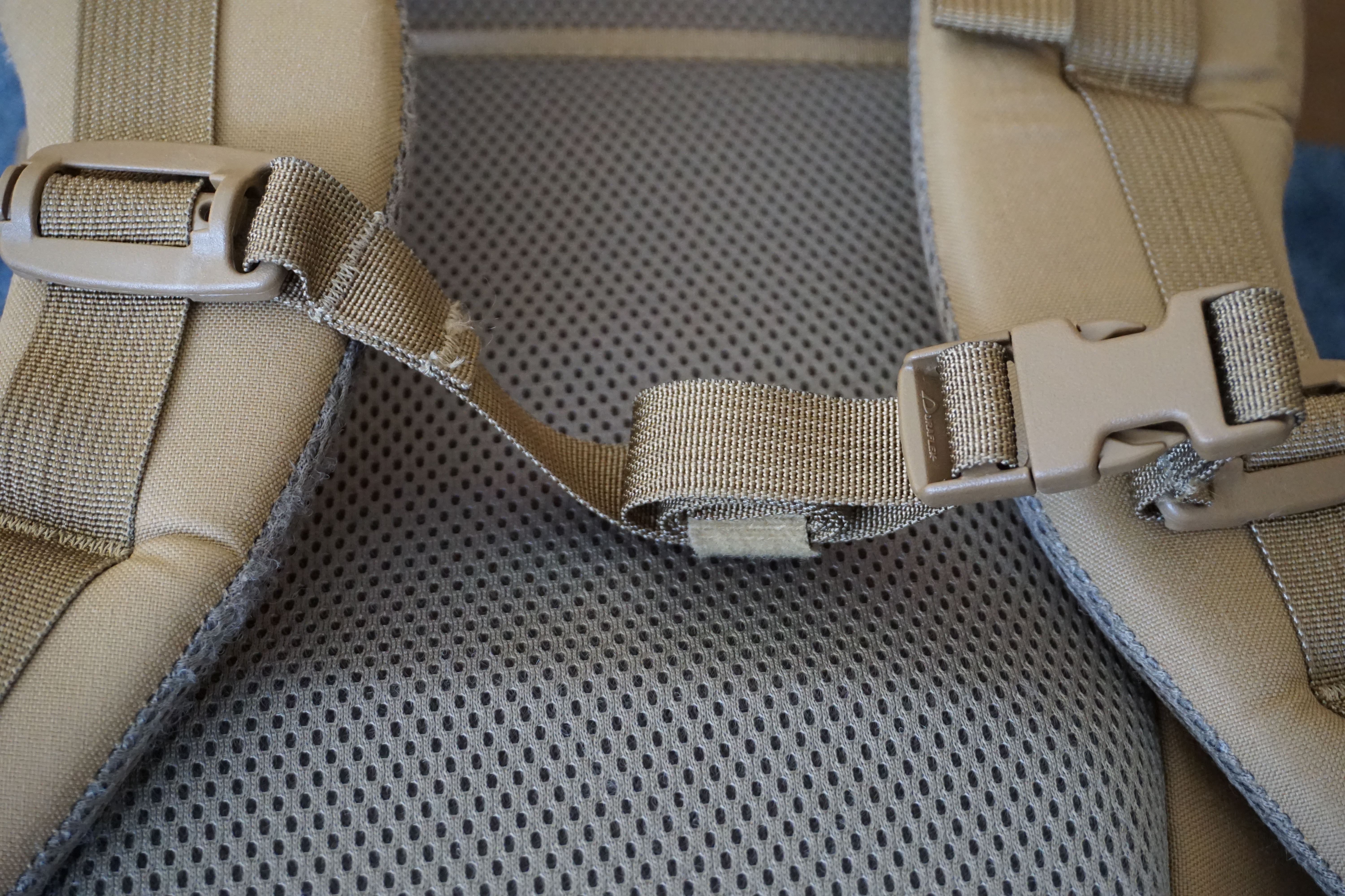 Mystery Ranch ASAP backpack sternum strap
