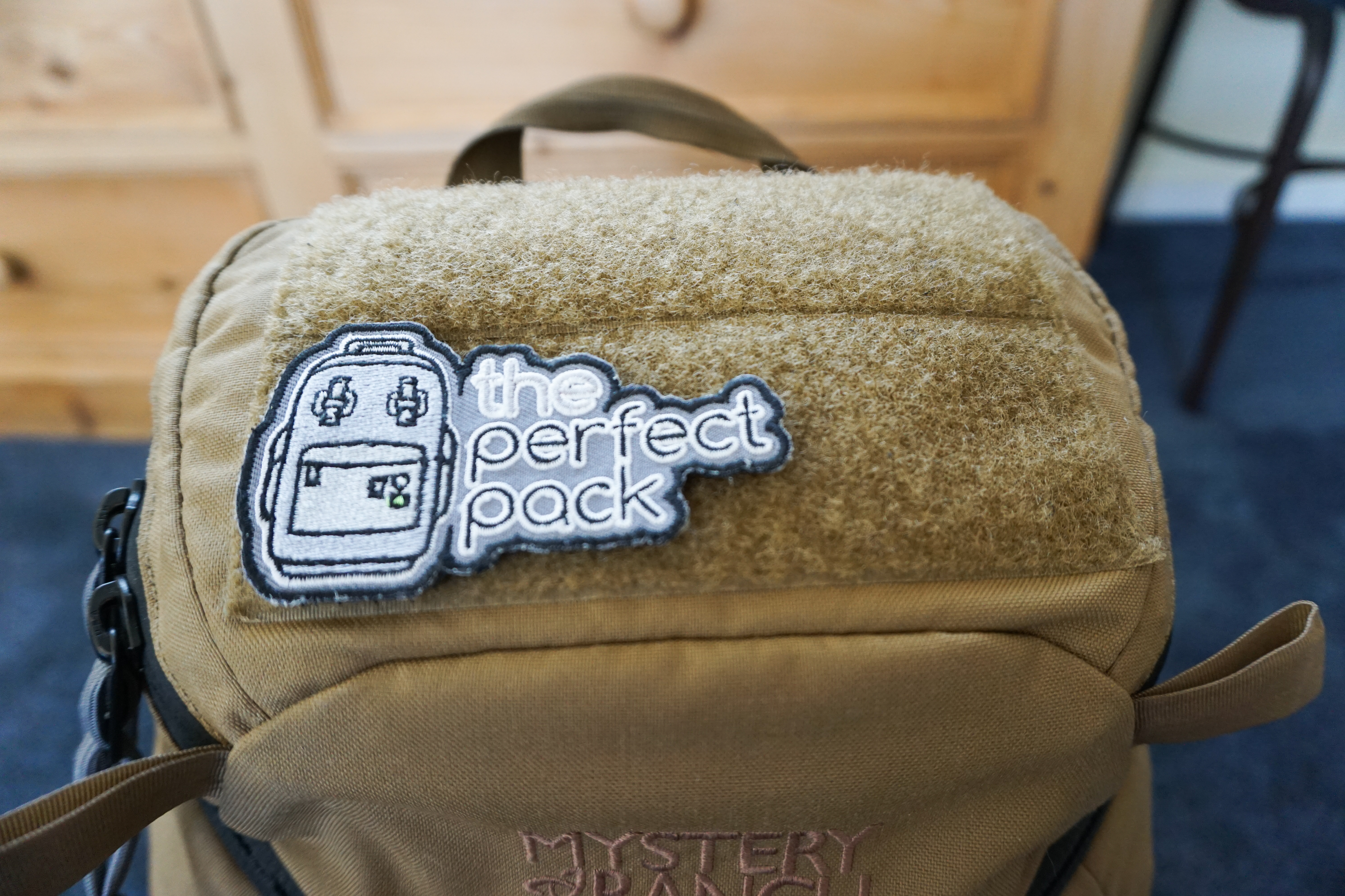 Mystery Ranch ASAP backpack review the perfect pack patch