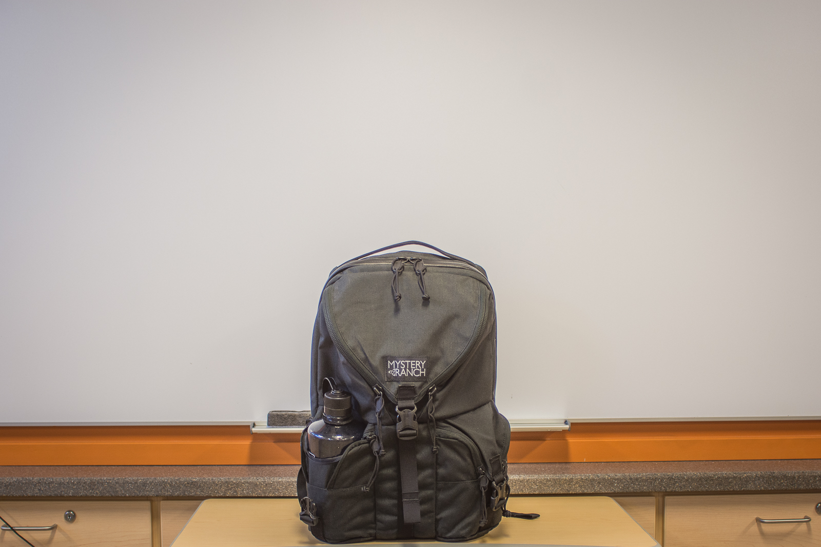Mystery Ranch Rip Ruck Backpack review profile shot