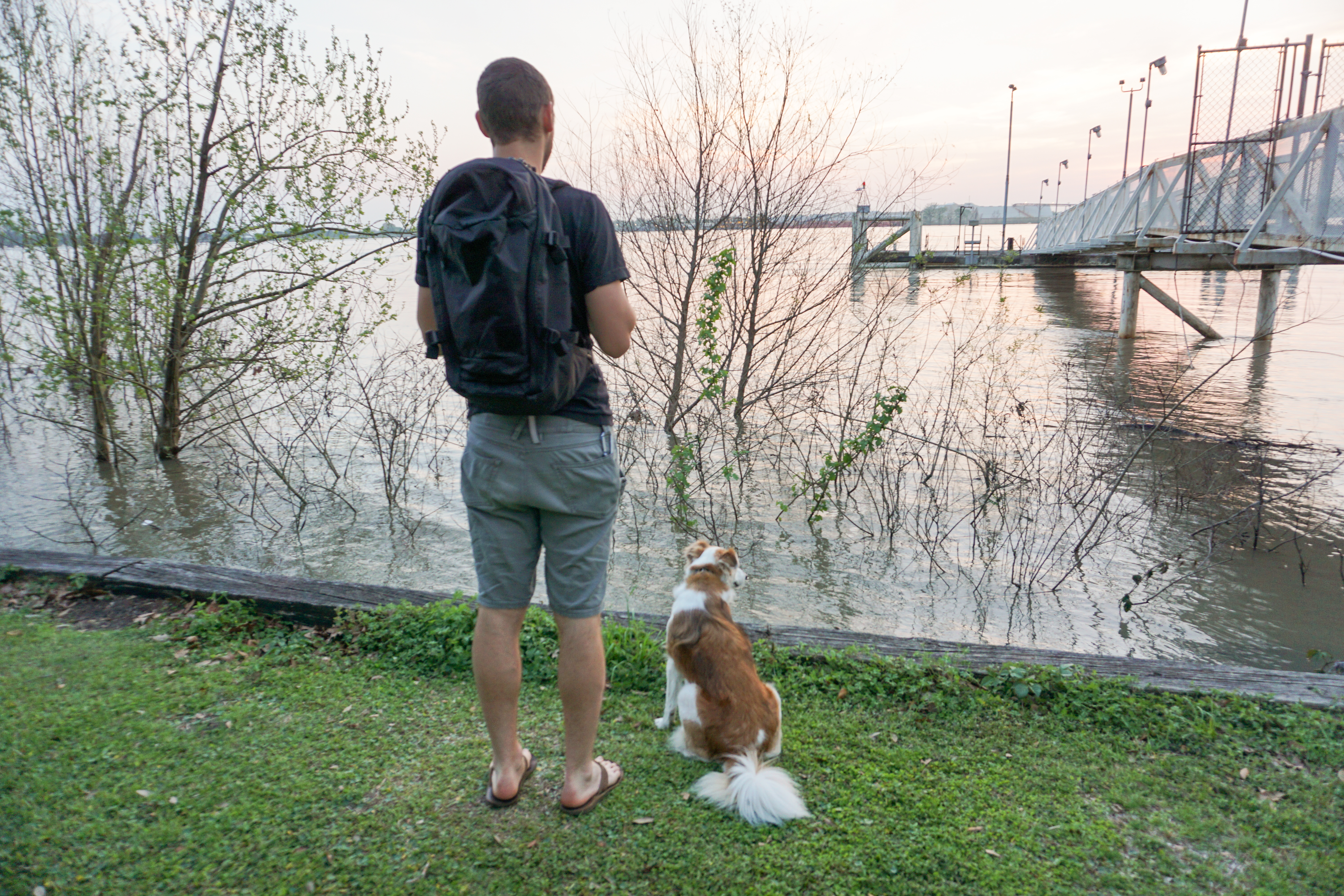 EVERGOODS MPL 30 Backpack review on body