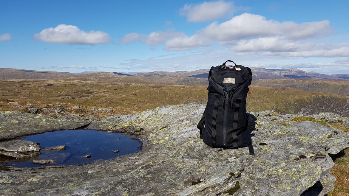 Mystery Ranch 1DAP 1-Day Assault Pack backpack review cairngorms mountain bag outdoors