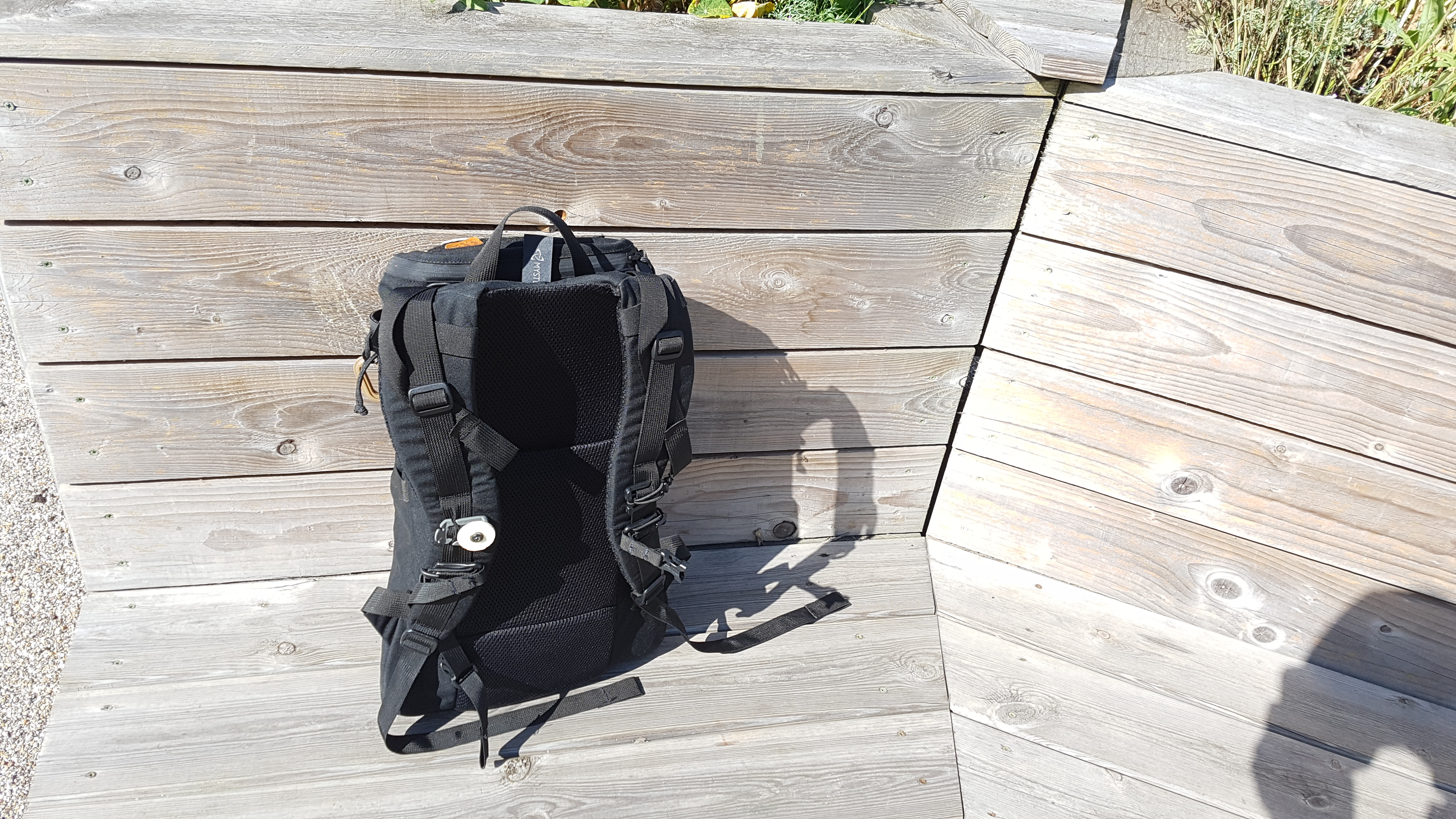 Mystery Ranch 1DAP backpack review 1 Day Assault Pack harness straps Futura Lite outdoors black cyflect marker