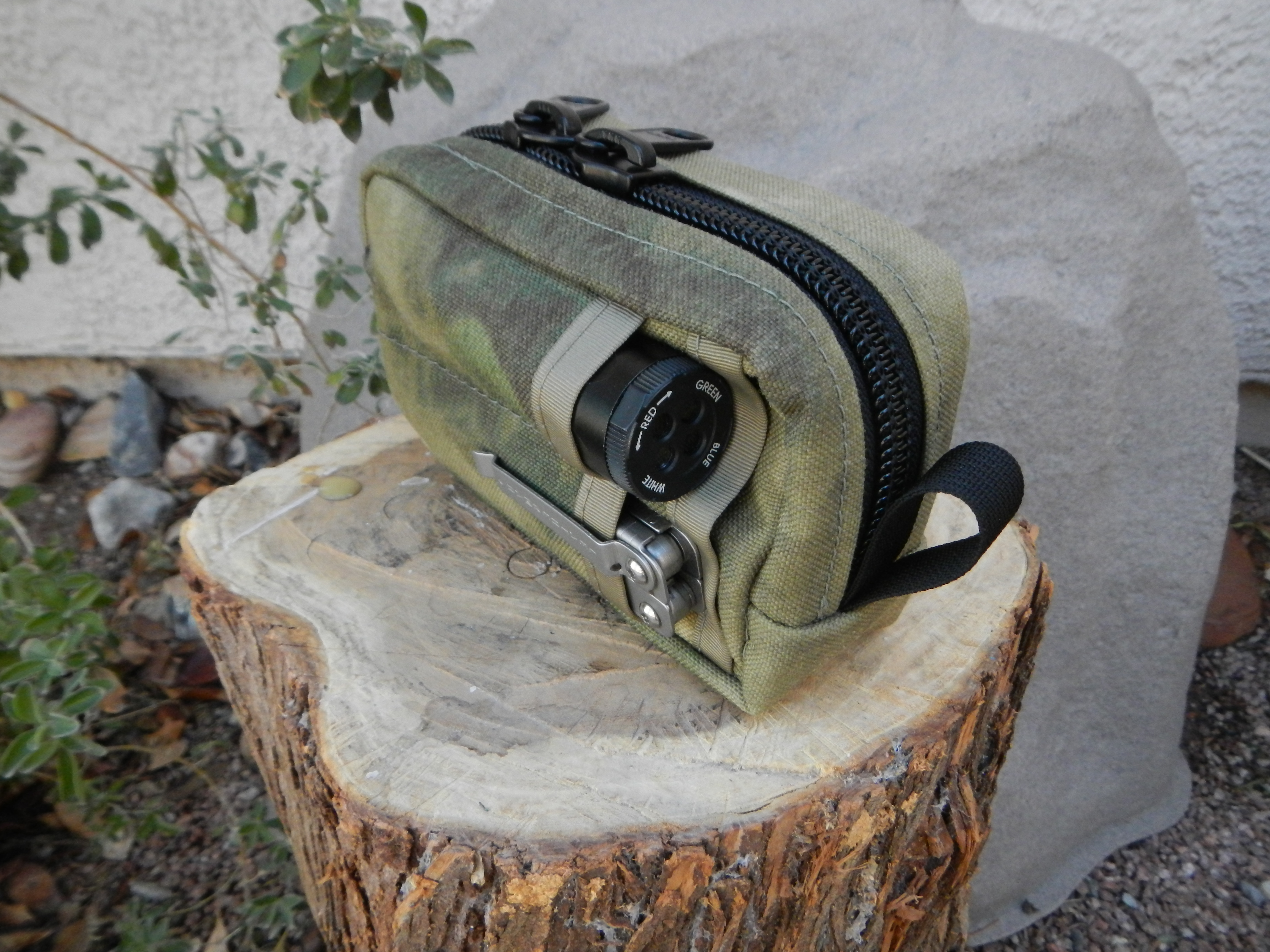 Provision Handmade Gear pouch